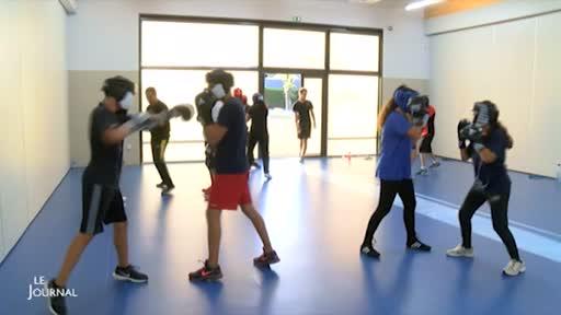 Sport : Émergence de la boxe après Rio 2016 (Vendée)