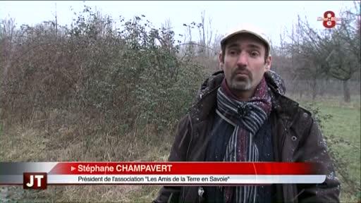 Blanchisserie à Aix-les-Bains : les écologistes s'y opposent