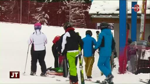Vacances de février au ski : La saison commence bien !