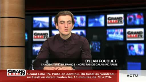 Mister France 2016 sera-t-il nordiste?