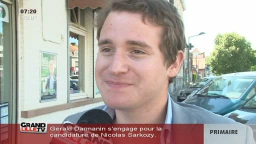 Primaires : Les soutiens de Sarkozy s'organisent à Villeneuve d'Ascq