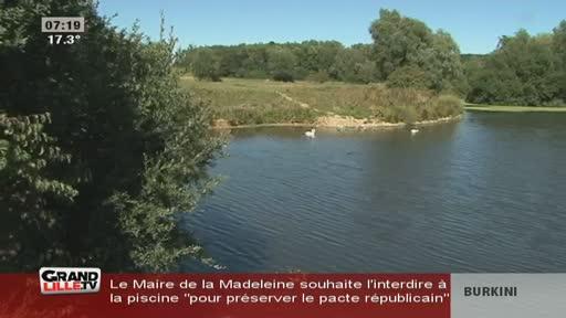 Balades estivales au Parc du Héron (Villeneuve d'Ascq)