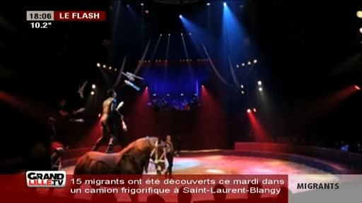 Pegase & Icare: le cirque Gruss de retour à Lille