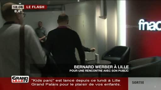 Bernard Werber à Lille