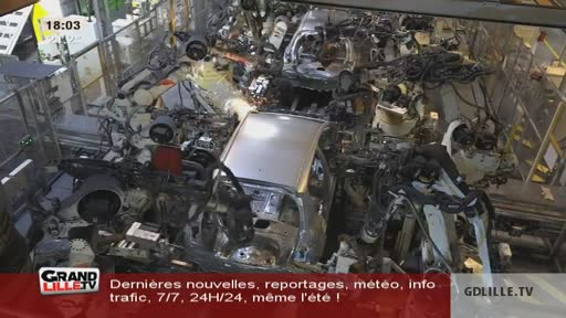Toyota: le géant japonais à Valenciennes