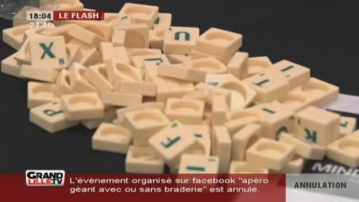Championnat du monde de Scrabble à Lille
