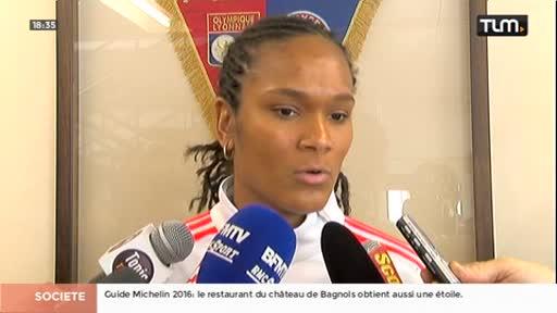 Foot féminin : OL - PSG (l'avant-match)