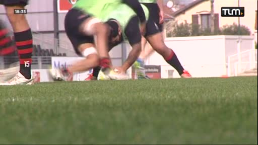 Rugby: LOU - Montauban (l'avant-match)