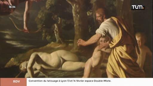 Un nouveau tableau de Poussin aux Musée des Beaux-Arts