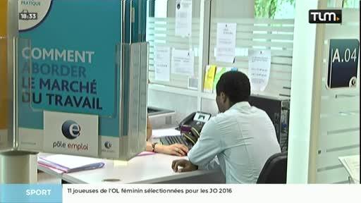 Les chiffres du chômage stables en juin (Rhône)