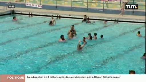 Un sursis pour la piscine de Gerland