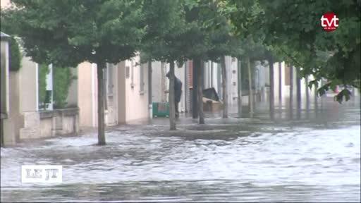457 000 euros versés aux victimes des inondations