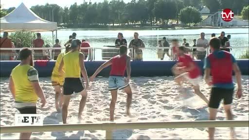 Le Loire Beach Rugby continue