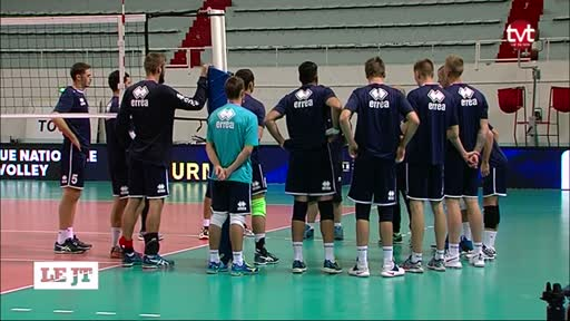 Volley: Tours - Chaumont (l'avant-match)