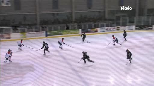 Hockey sur glace : Brest Vs Angers (2-4)