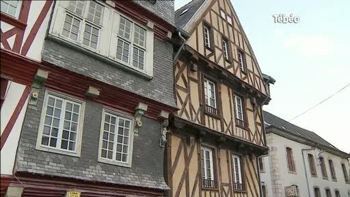 Architecture : Visite d'une maison à pondalez (Finistère)