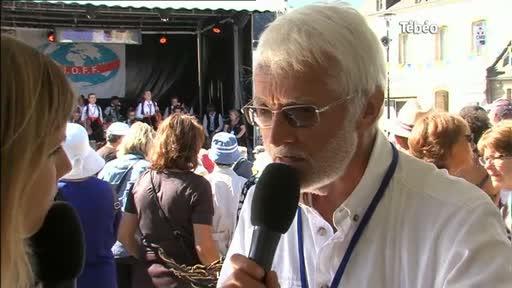Festival Mondial'Folk 2016 : Pierrot Bosser (Finistère)