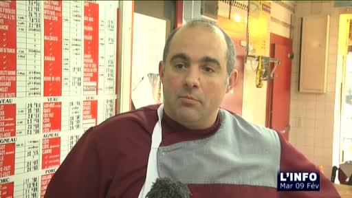 Sarthe : Le succès des rillettes du Sabolien Olivier Aubert