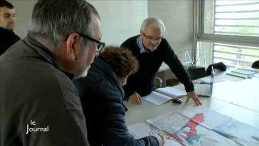 Prévention contre une submersion : Enquête publique (Vendée)